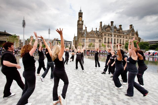 Dance 2012 event - Bradford Council